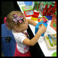 Ali at the Smart Toys and Games Booth copy