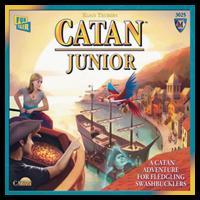 Mayfair Games - Catan Jr