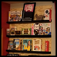 top of game shelf for forrest-pruzan creative